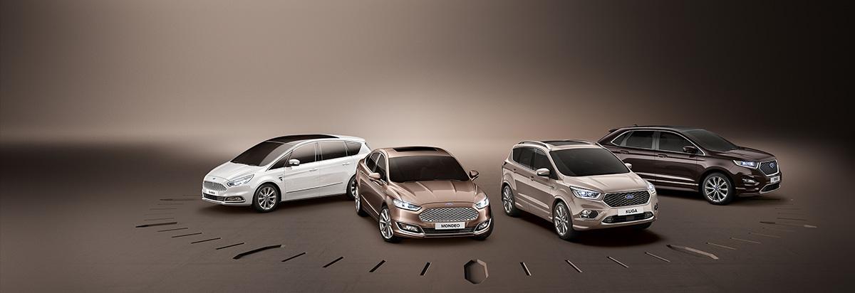 Der Name für Exklusivität: Ford Vignale - Ford Angebote - Ford ...